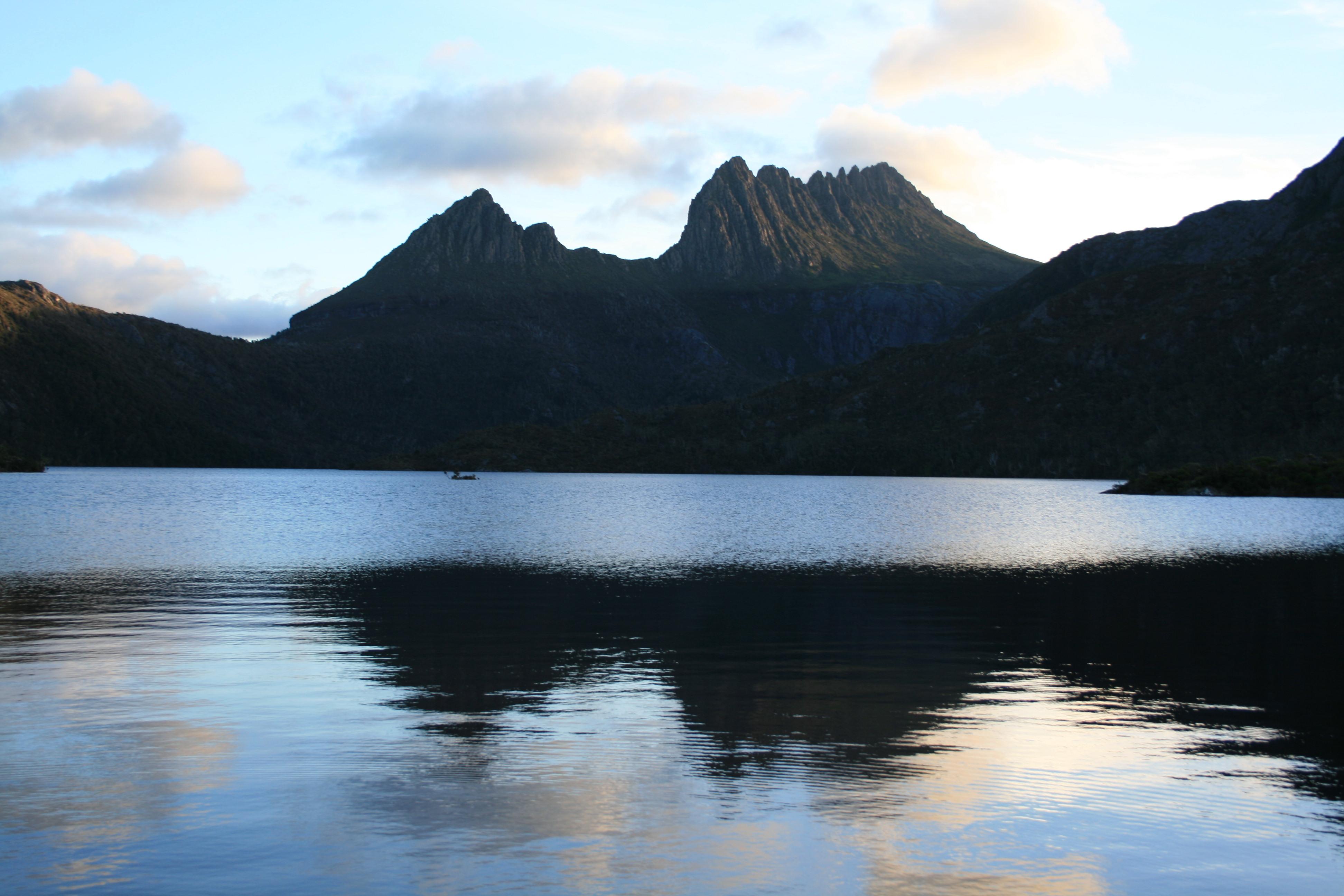 Cradle Mountain Australia  city photos gallery : Description Parque Nacional Cradle Mountain Tasmania Australia07