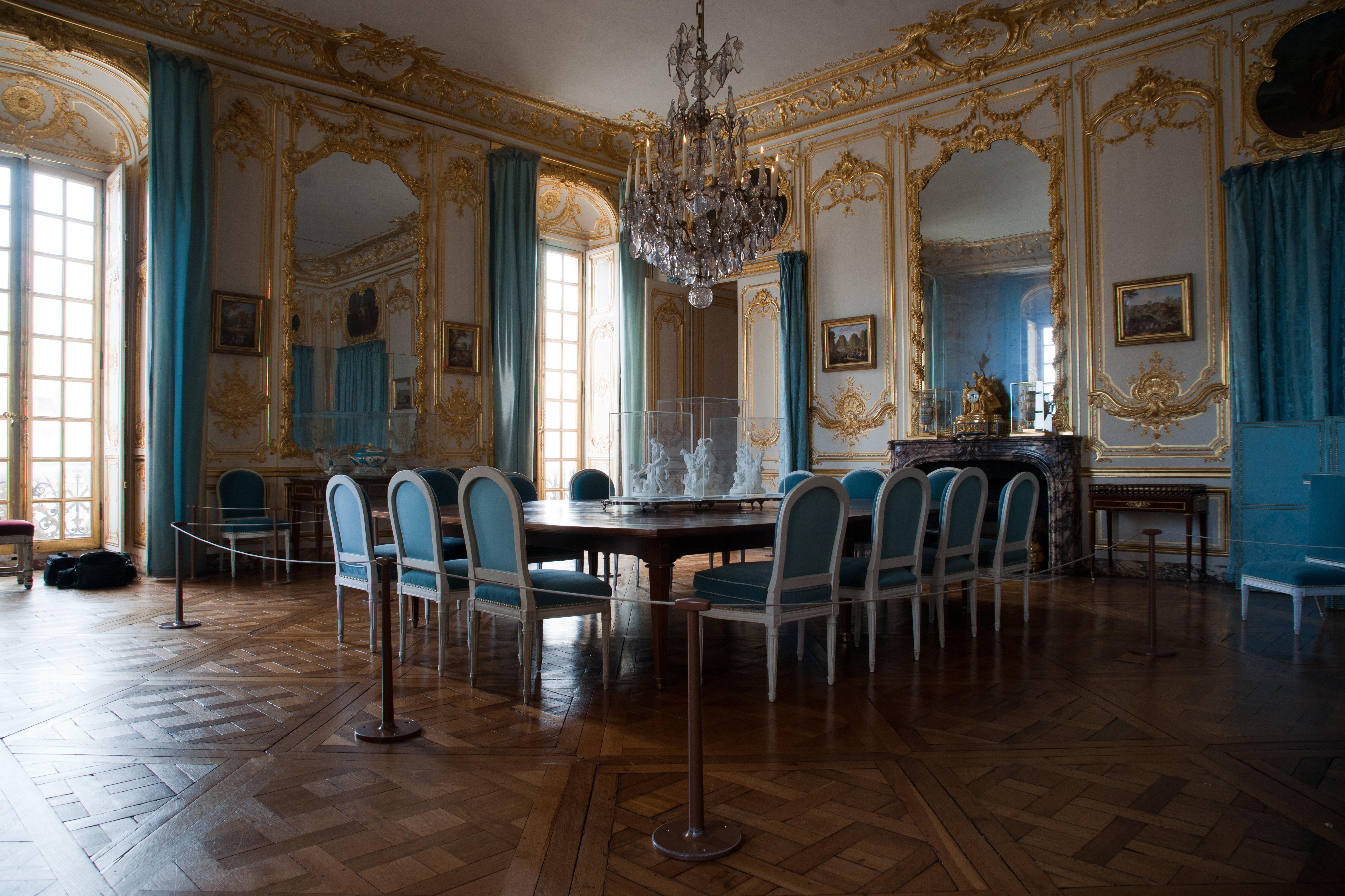 Filepetit Appartement Du Roi Salle à Manger Aux Salles Neuves 1