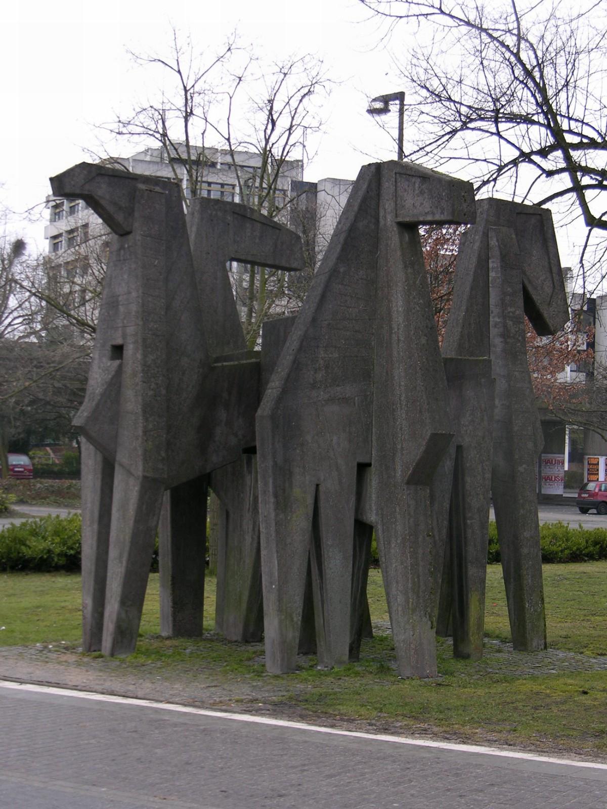 Datei Pferdemarkt In Oldenburg Jpg Wikipedia