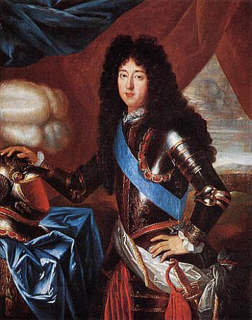 """File:Philippe of France, Duke of Orléans """"Monsieur"""" wearing the sash of the Order of the Holy Spirit (Musée des Beaux-Arts d'Orléans).jpg"""