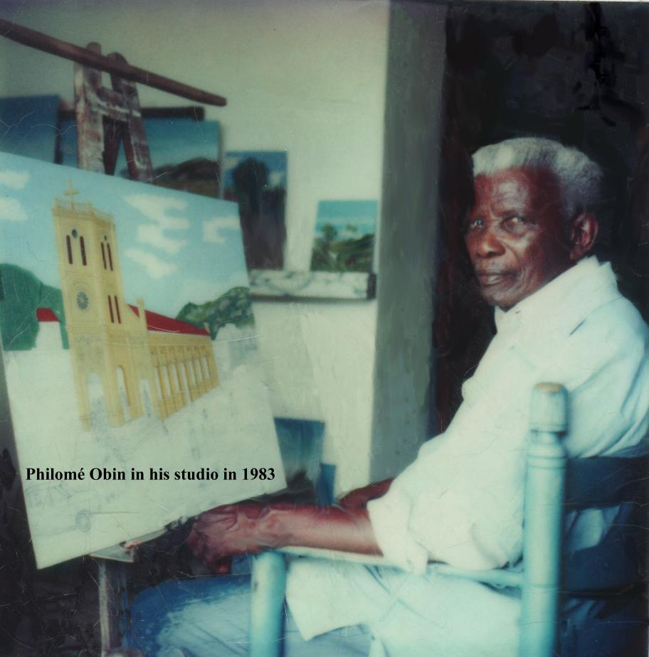 Famous Haitian Painter Painting Worth Millions