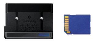 Play-Yan Game Boy Advance add-on