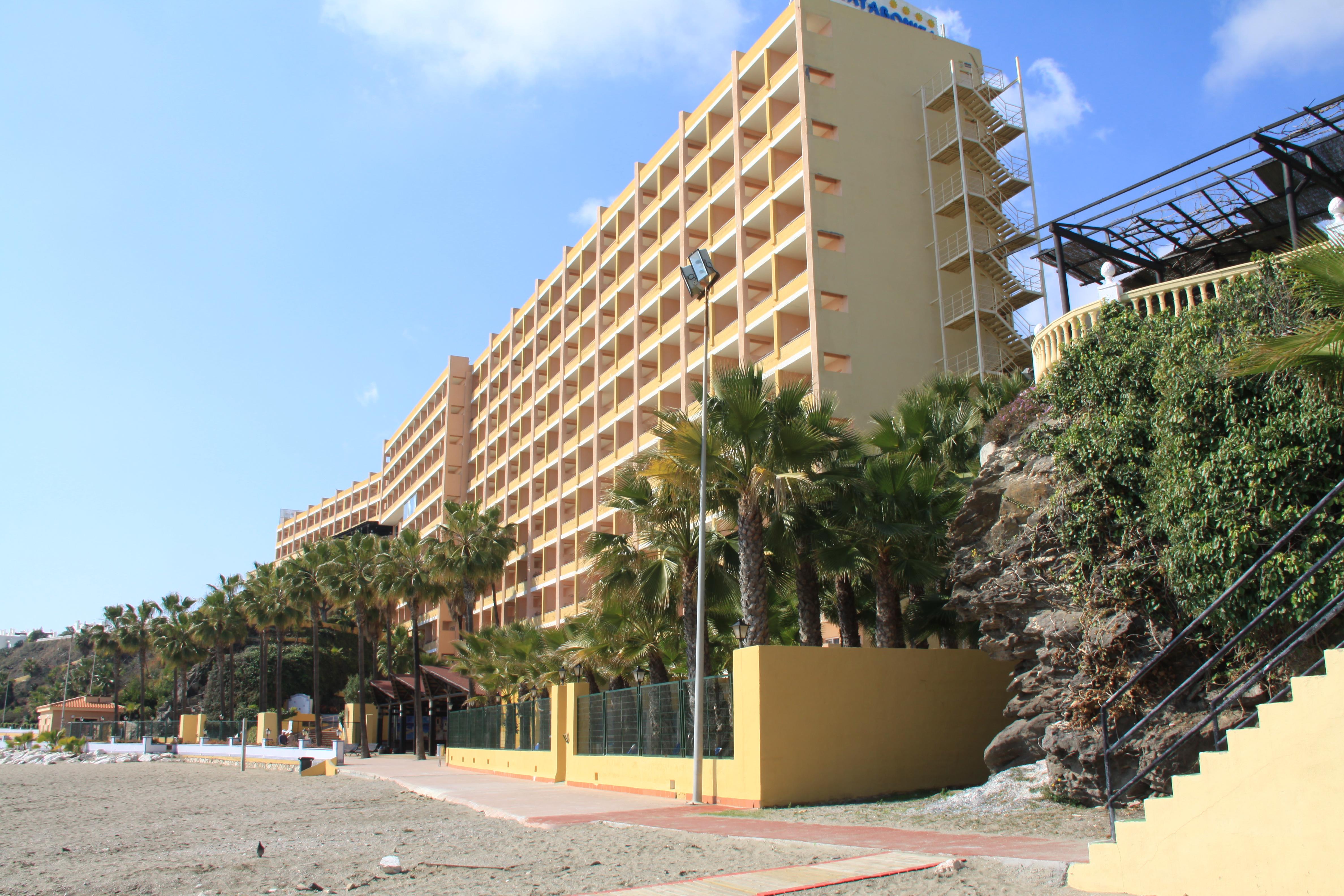 Hotel  Ef Bf Bd Malaga Bord De Mer