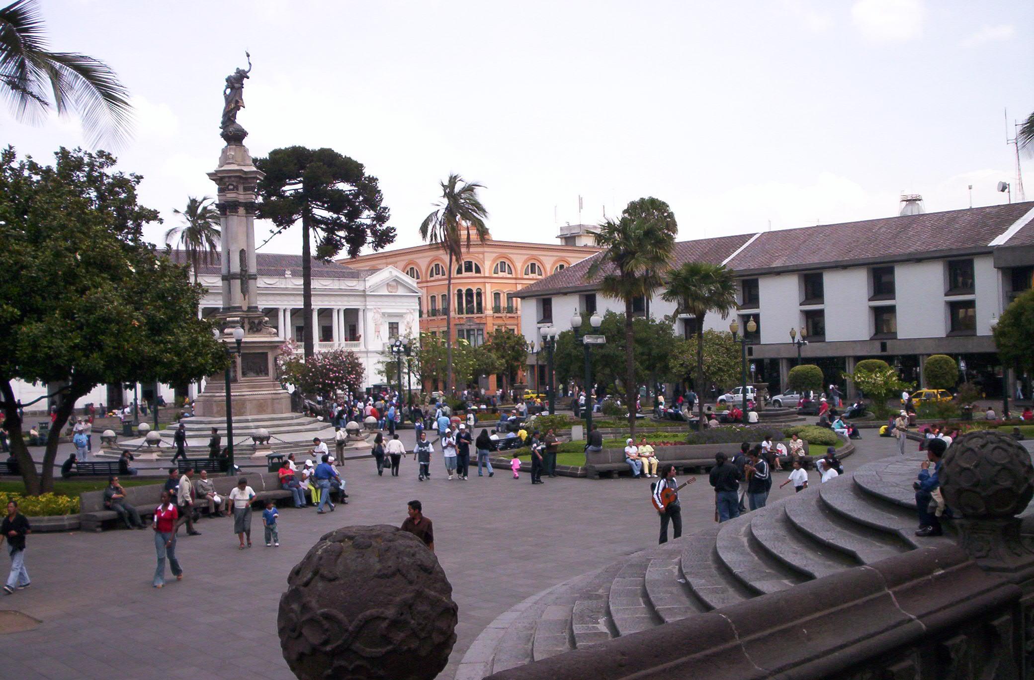 Lugares representativos de ciudades del mundo pt 1 for Adidas ecuador quito mall el jardin