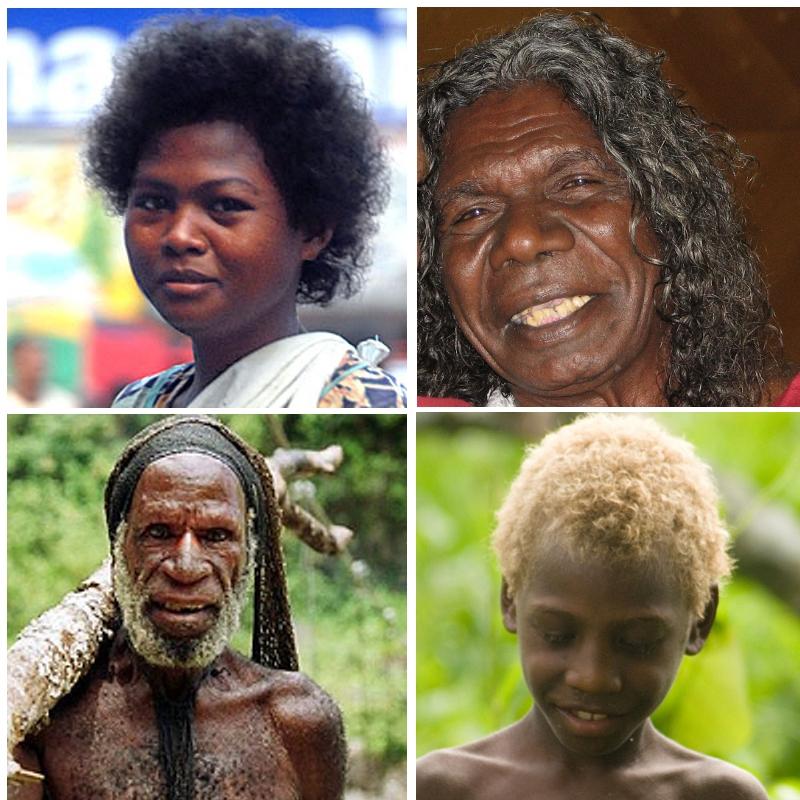 Origen y diferenciación de las razas en los seres humanos