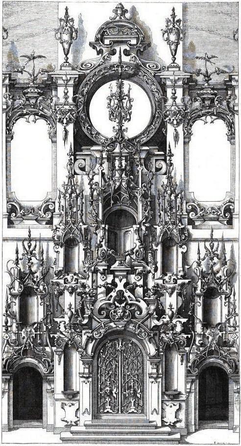 Architecture mani riste wikip dia for L architecture baroque