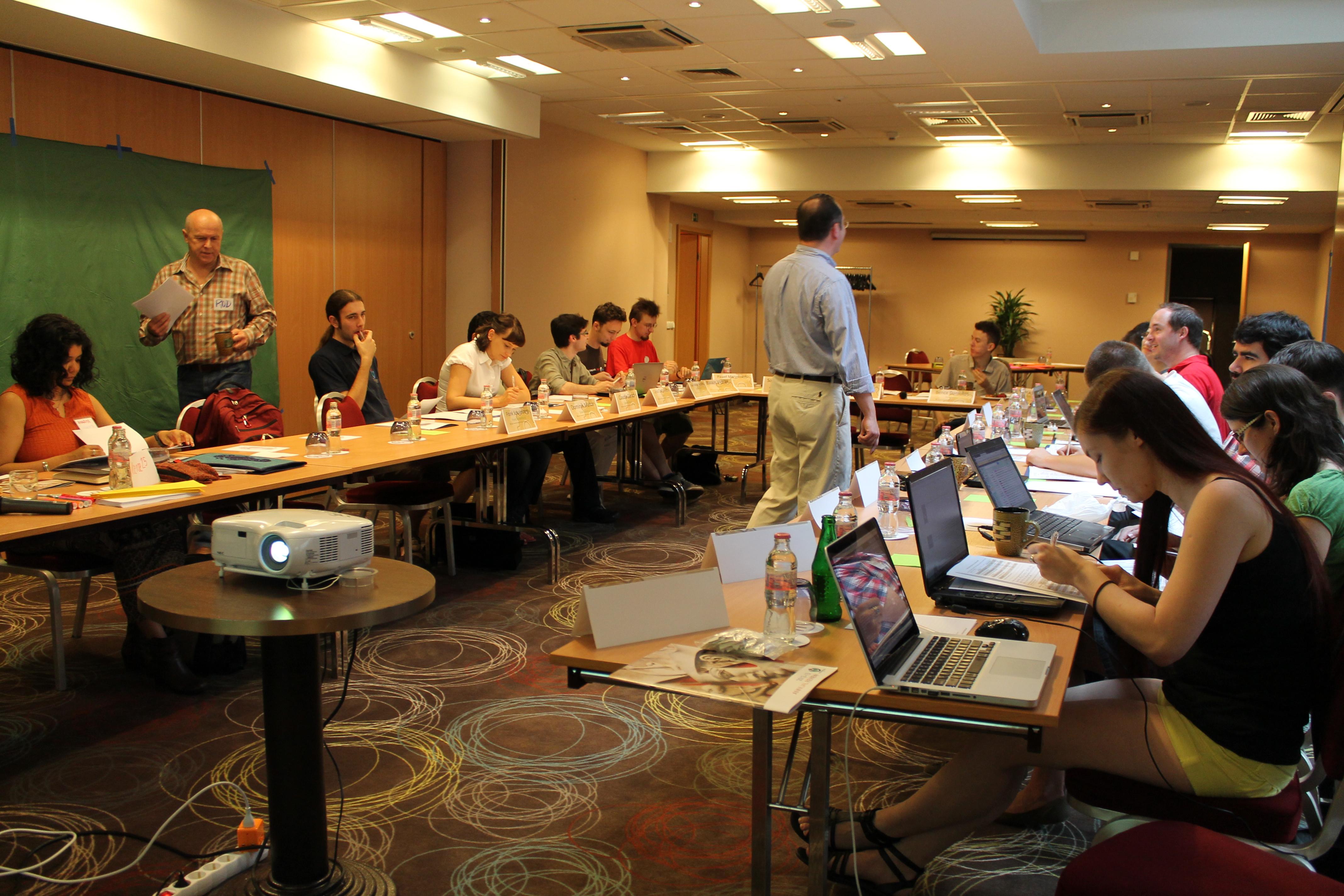 file program evaluation design workshop in budapest participants stierch jpg wikimedia commons