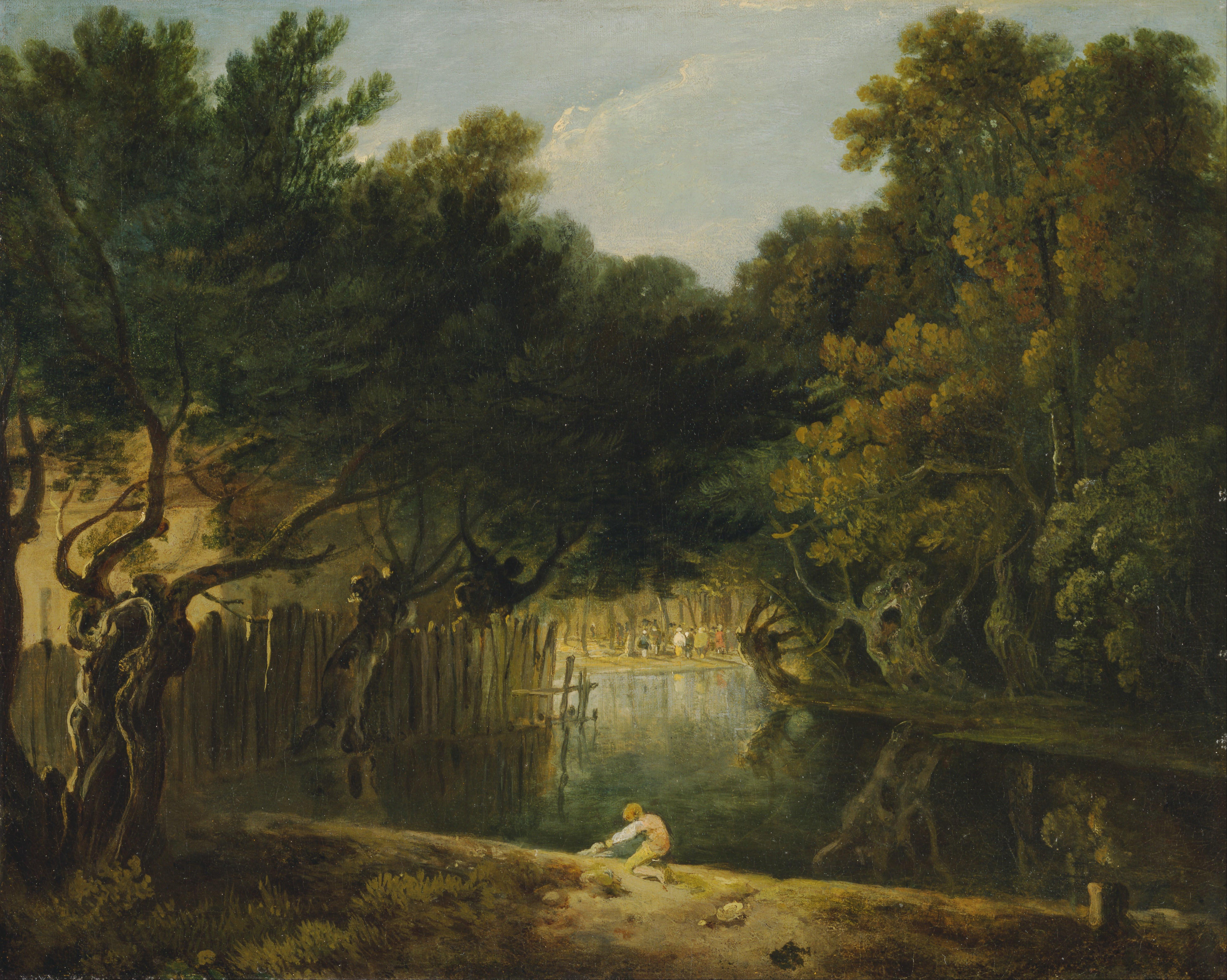 Nature Oil Paintings Pinterest