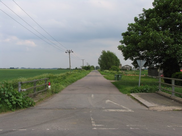 File:Road across Tick Fen - geograph.org.uk - 446497.jpg