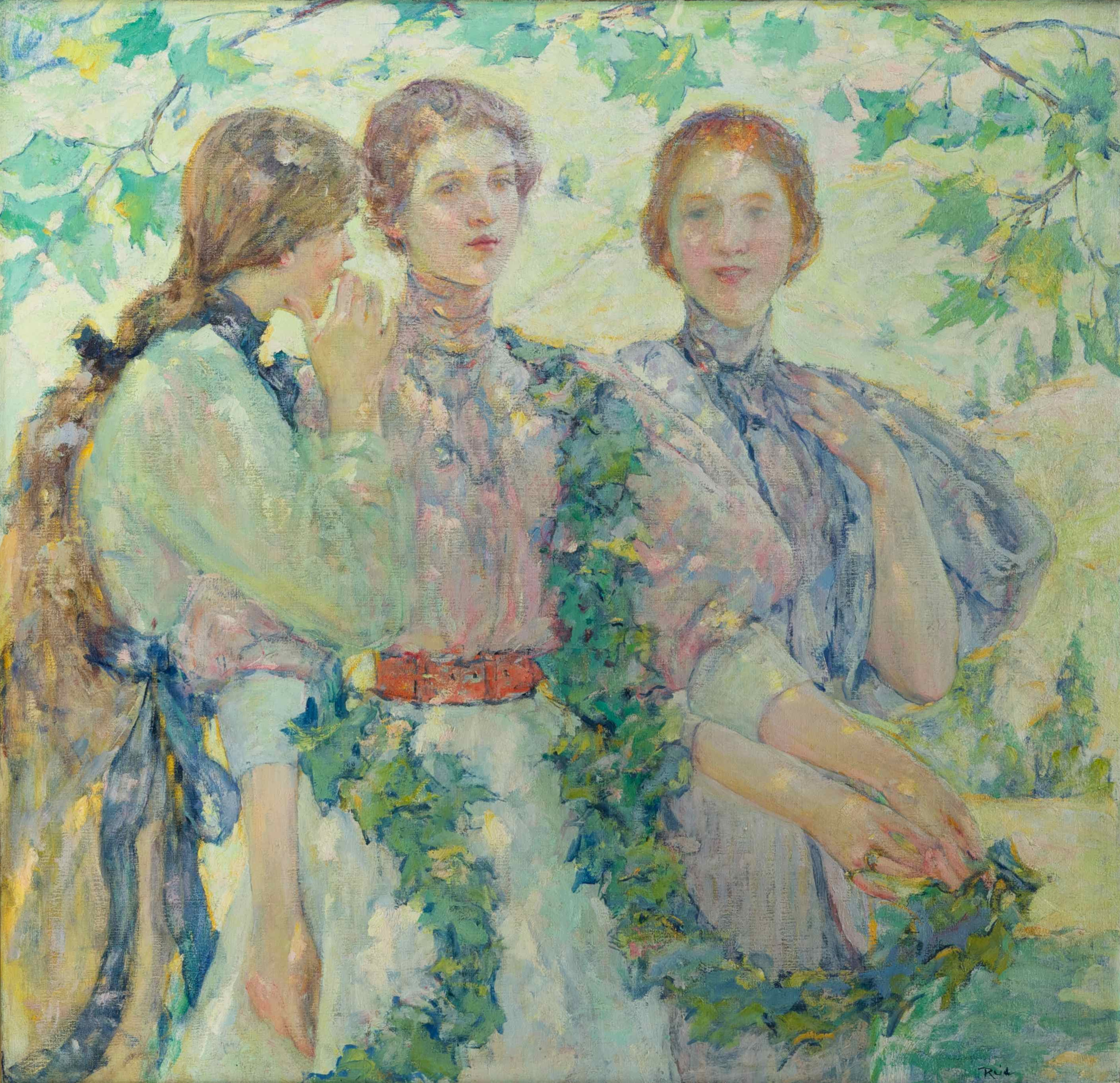 File Robert Reid The Trio Google Art Project Wikimedia