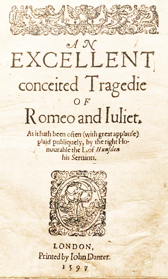 "the family quarrel in romeo and juliet a play by william shakespeare 381 quotes from romeo and juliet: than this of juliet and her romeo"" ― william shakespeare all quotes quotes by william shakespeare play the 'guess that."