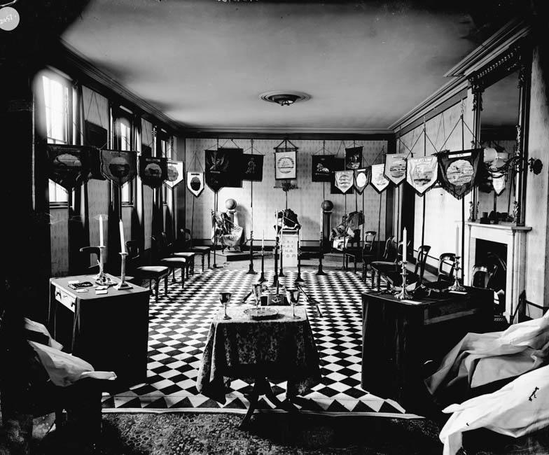 Room at Masonic Hall Bury St Edmunds Suffolk England.jpg