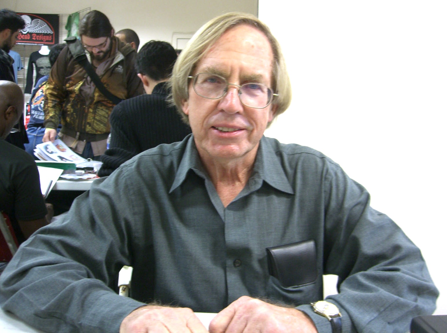 Roy Thomas - Wikipedia