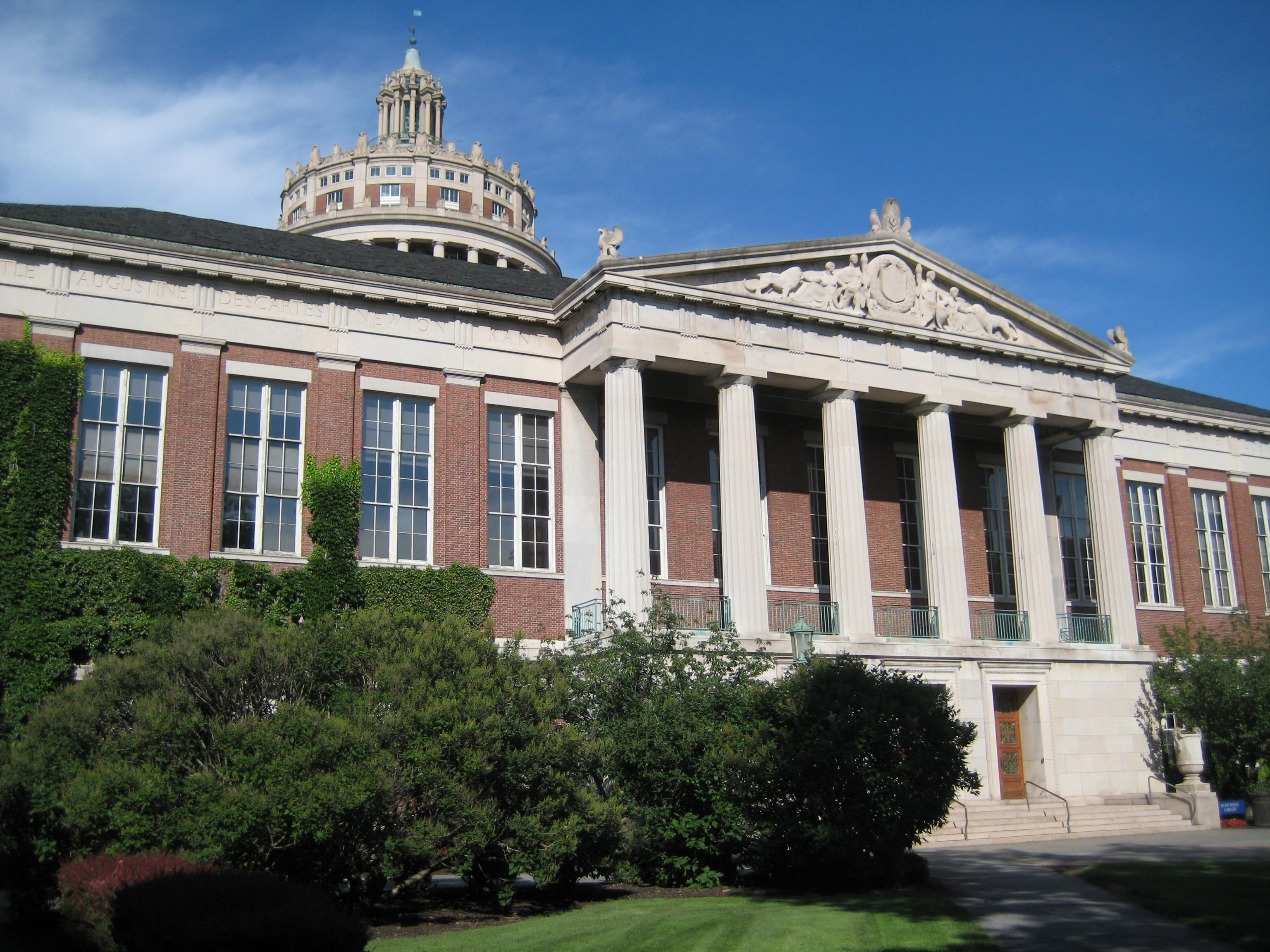 Exterior Shot of University of Rochester Building