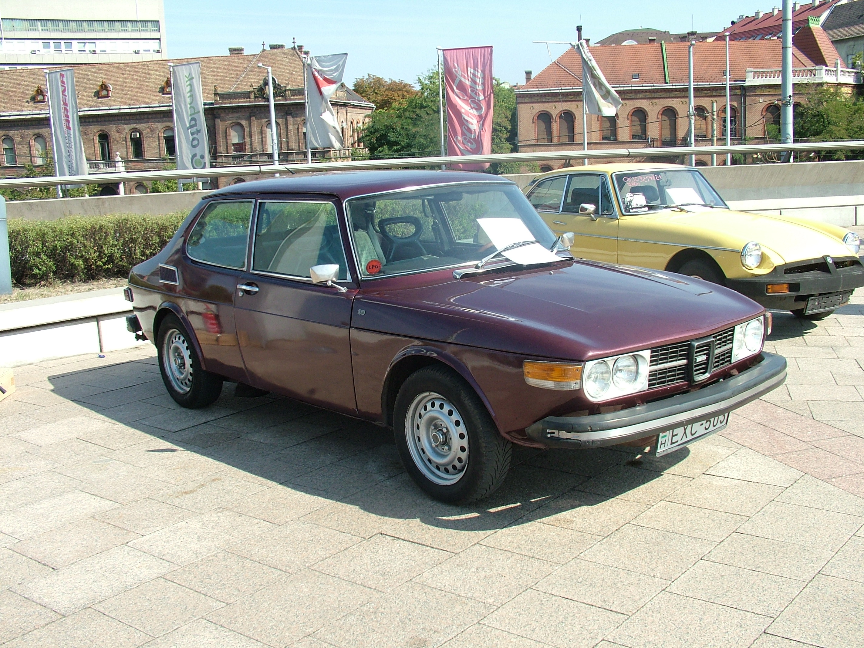 Saab For Sale >> File Saab 99 For Sale Flickr Granada Turnier Jpg Wikimedia