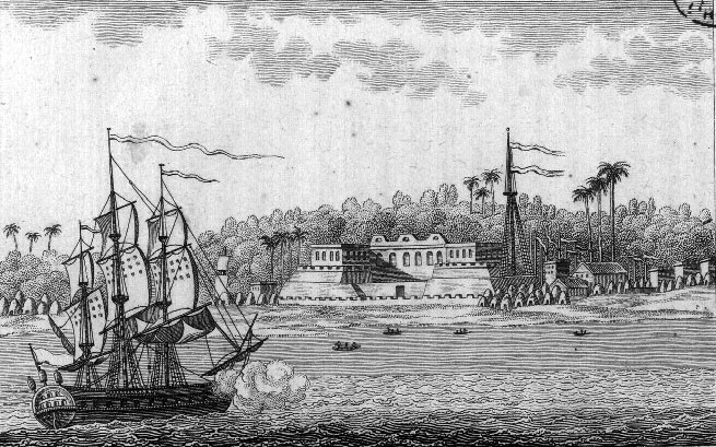 [√] Colonies françaises du Sénégal et de Gorée Saint-LouisMer