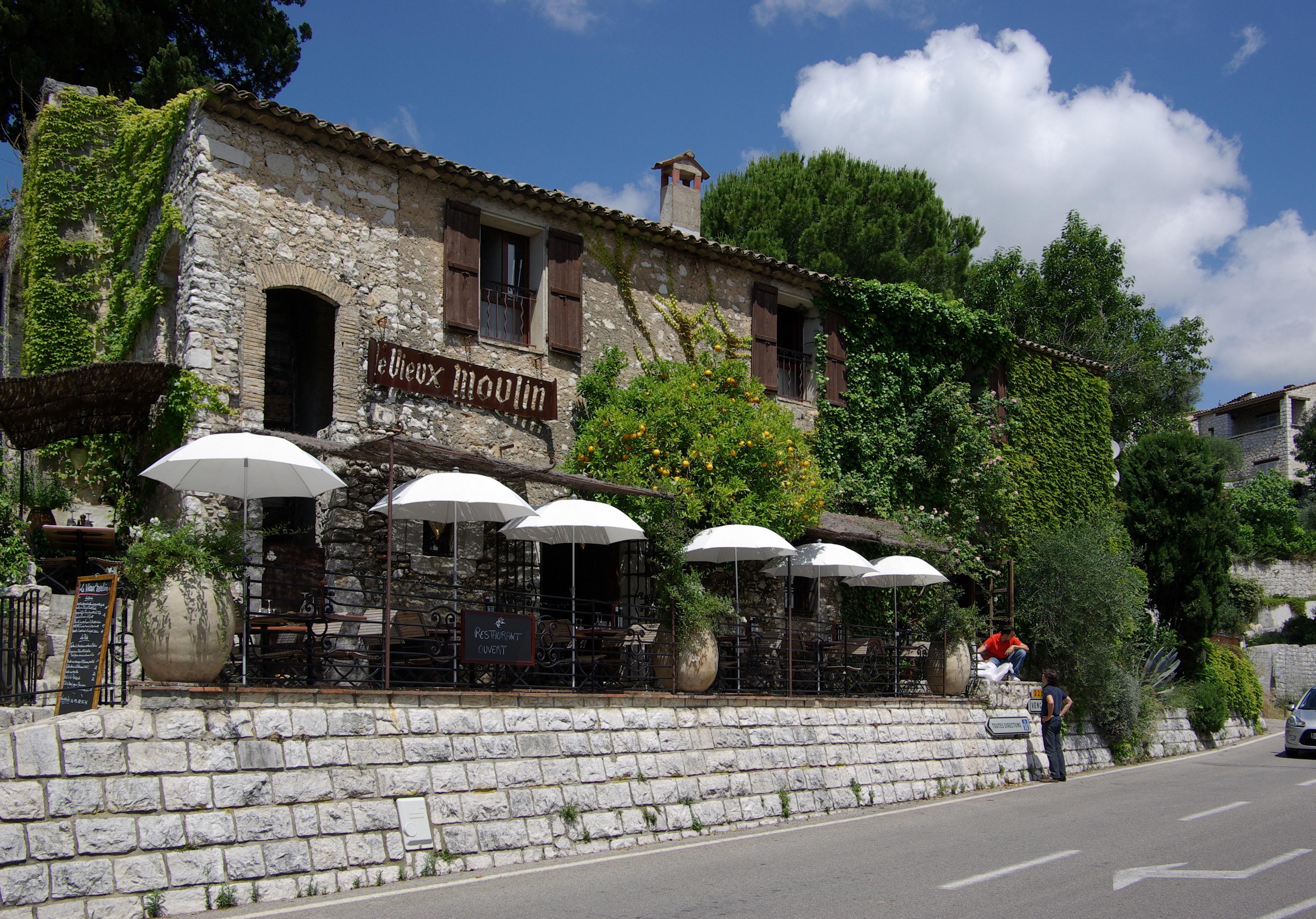 Restaurant Saint Paul De Vence Szrhice Apres H
