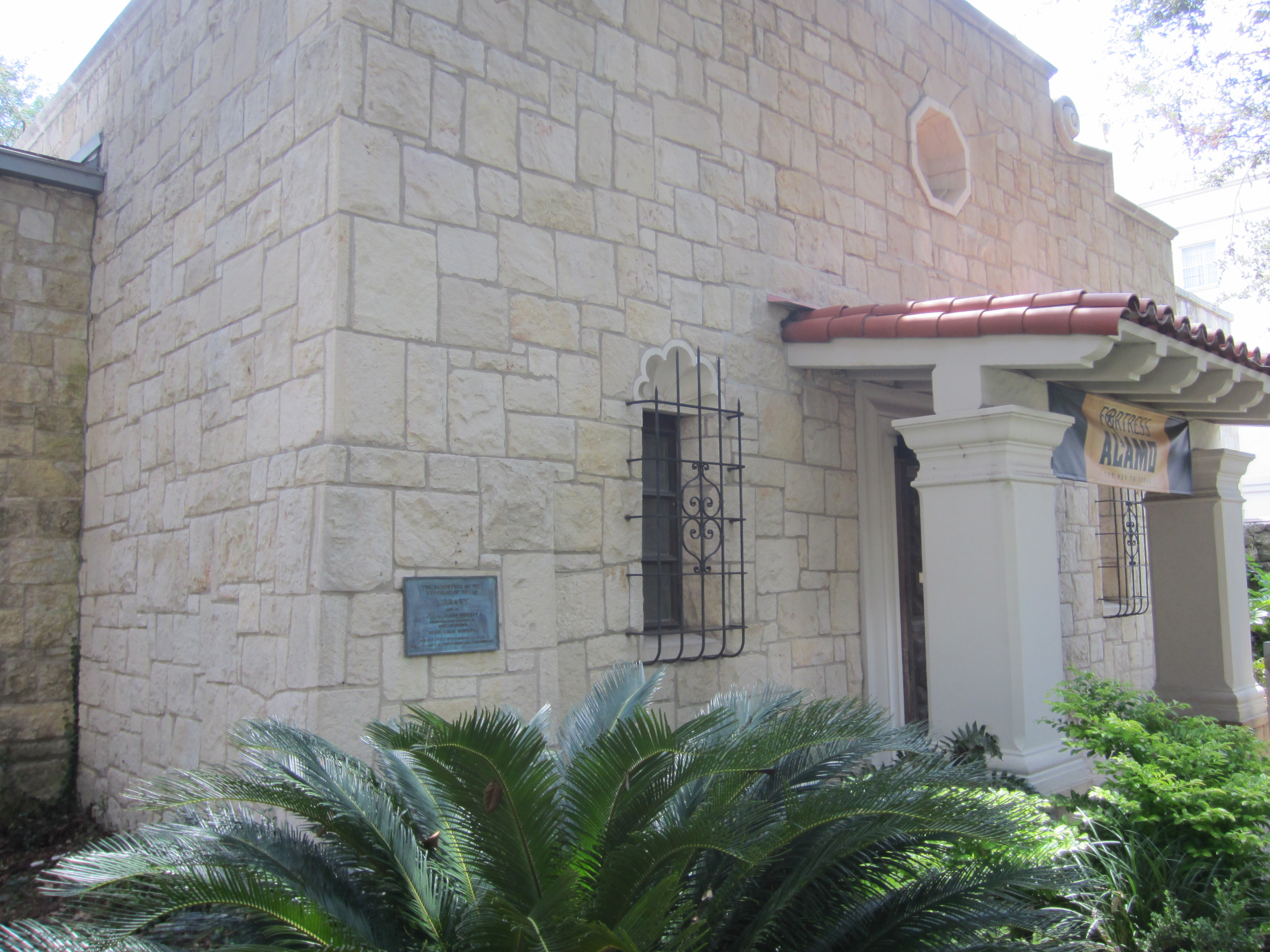 The Alamo in San Antonio, Texas   Historic Places