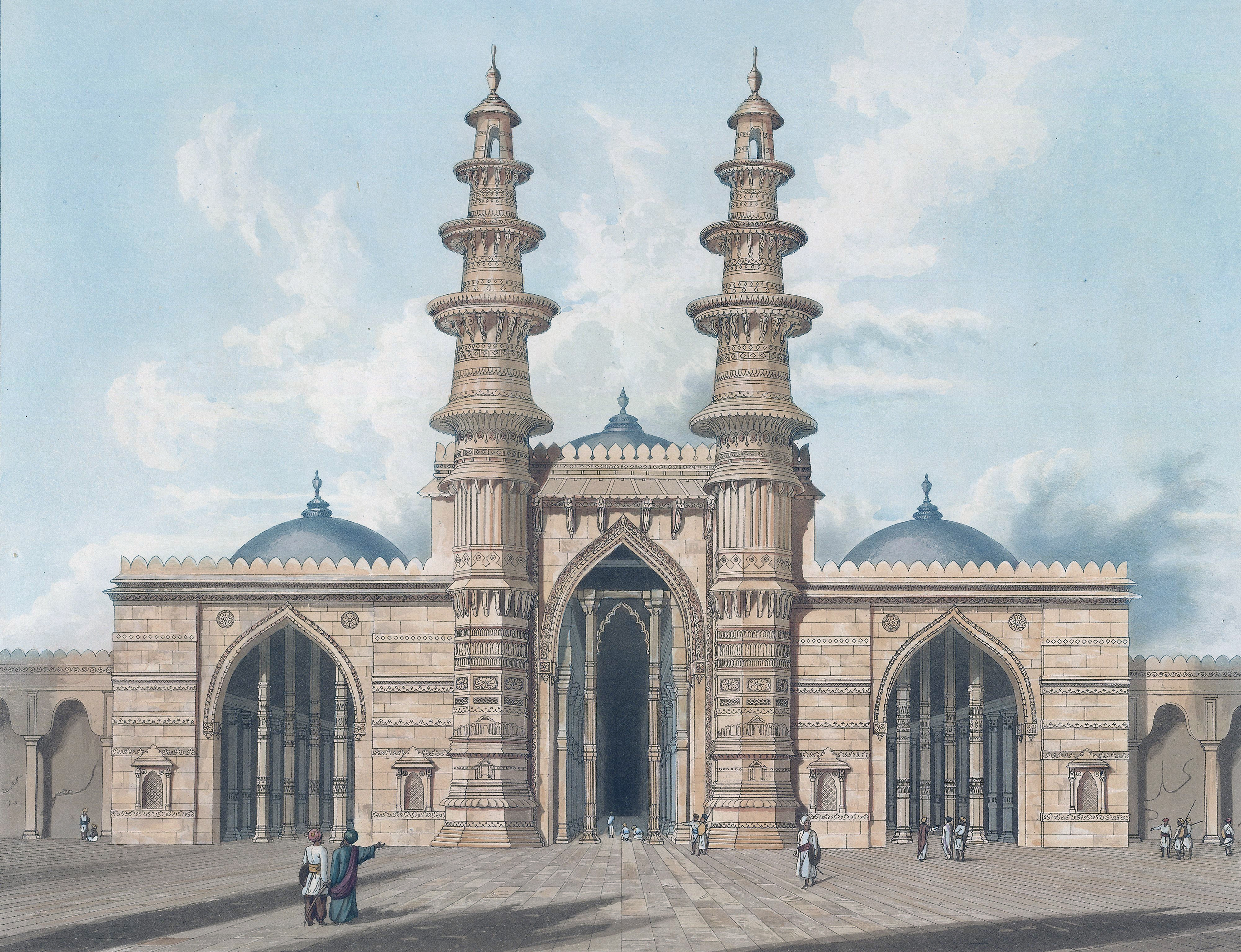 jama mosque, ahmedabad - wikipedia