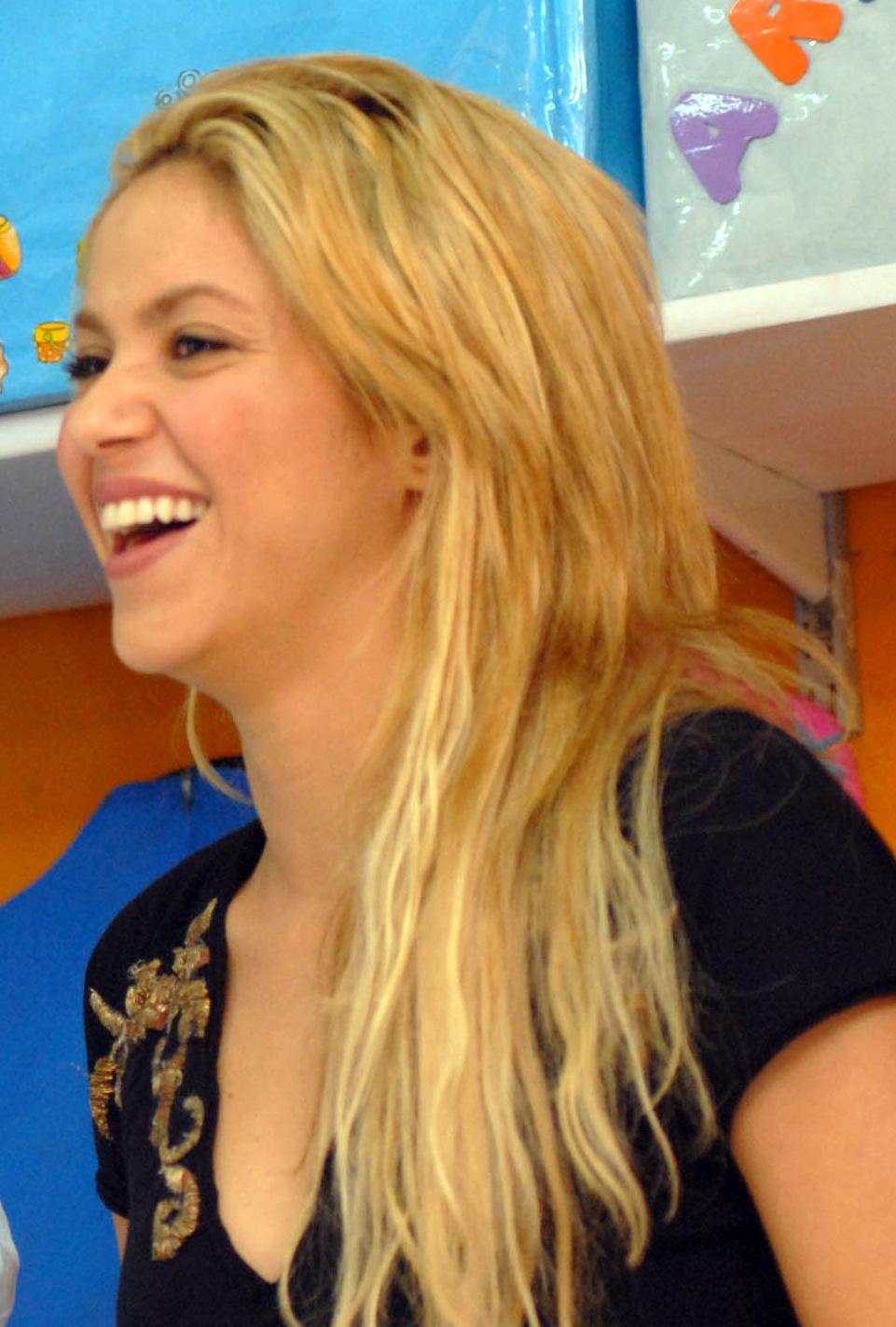 Shakira - Wikipedia Shakira