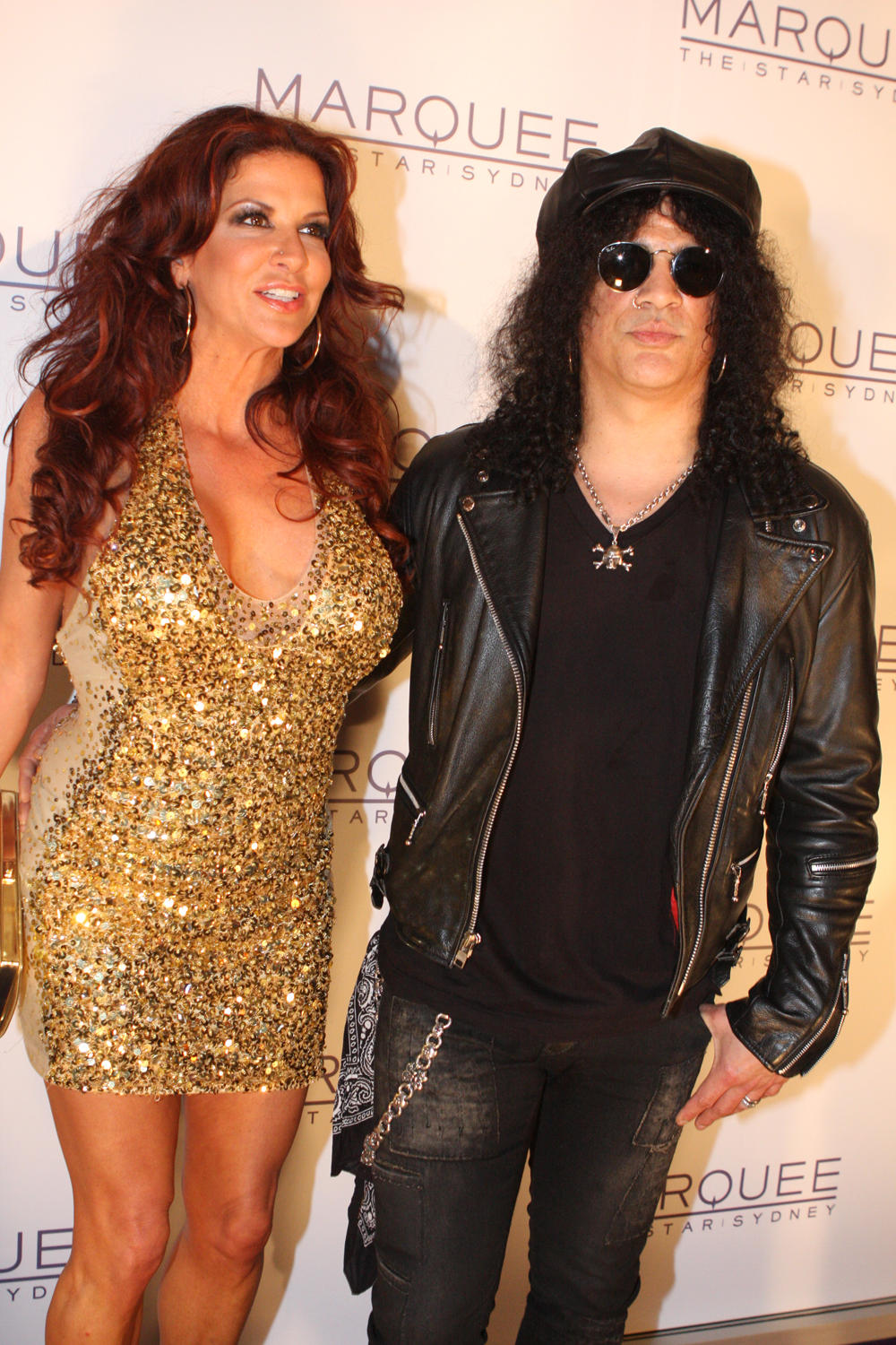 Slash's Ex-Wife Perla Ferrar is Living Life on the Beach ... |Perla Hudson Instagram