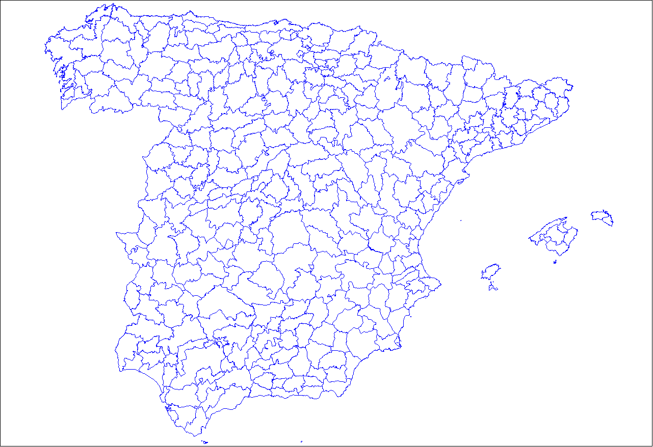 Comarcas of Spain  Wikiwand