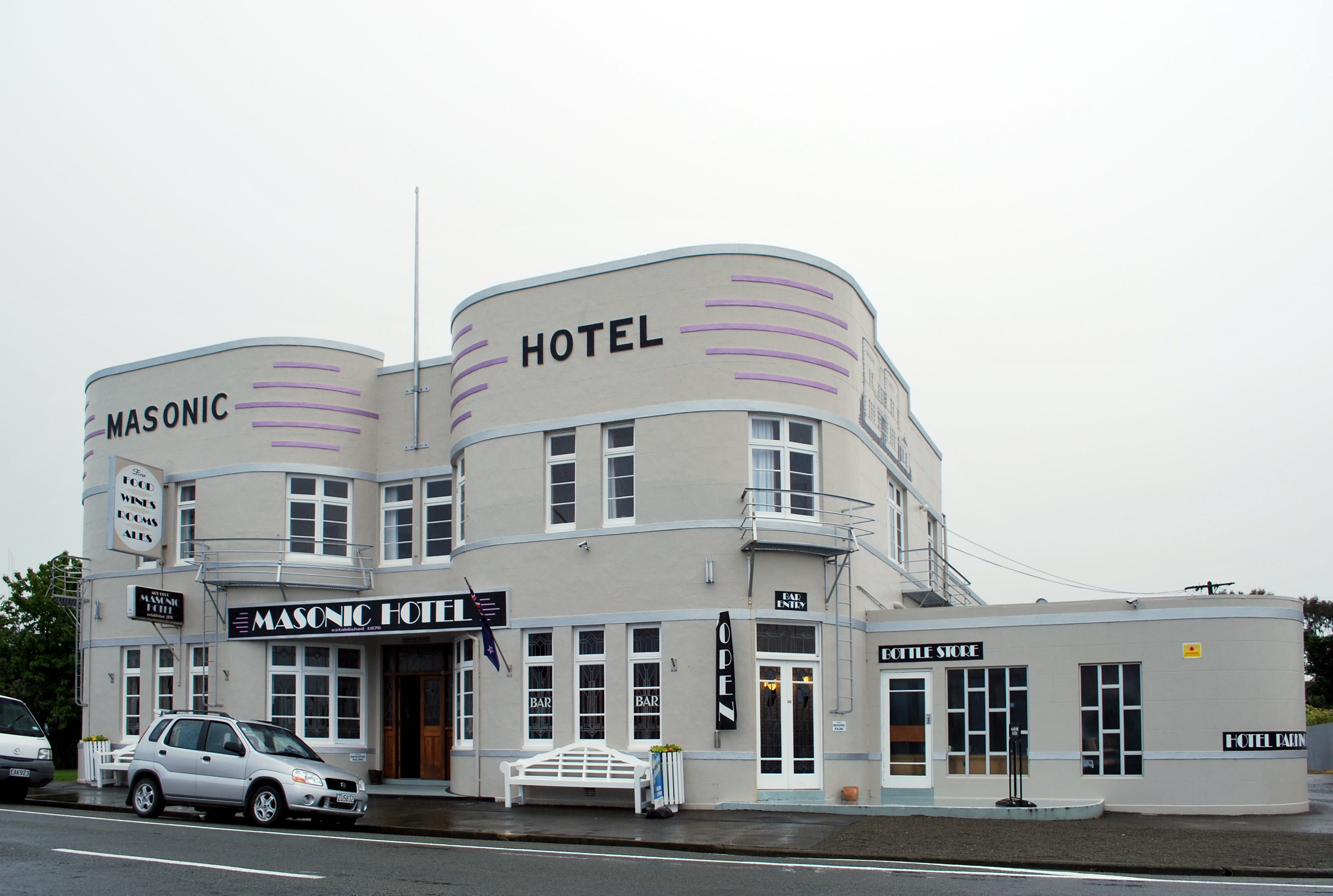 St Andrews Hotel Preston