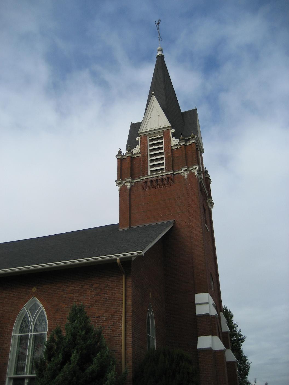 St. Paul Roman Catholic Church (St. Paul, Oregon) - Wikipedia