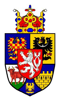 Státní znak Zemí Koruny české (střední)