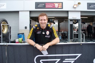 Jason Tahincioğlu Turkish-British racing driver