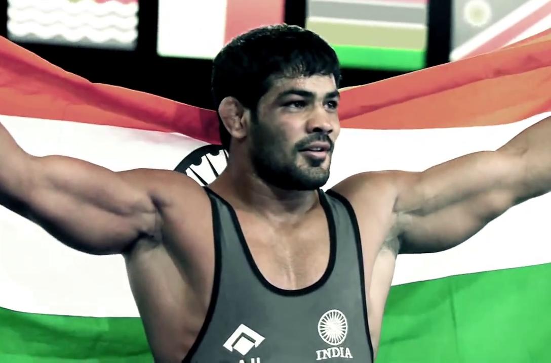 Sushil Kumar (wrestler) - Wikipedia