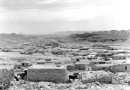 The History Of Terlingua Ranch Is As Colorful As Sunrise Over 9