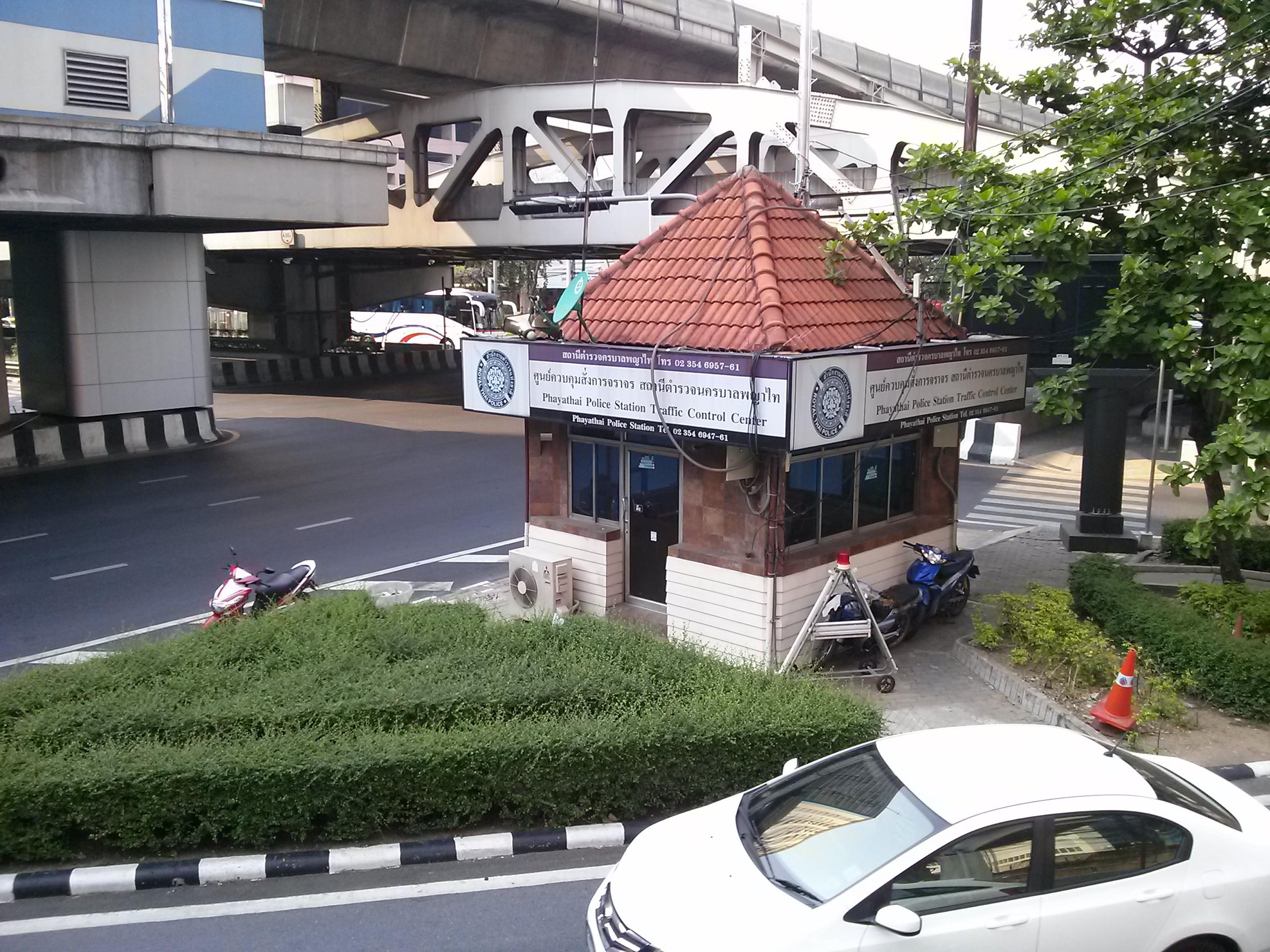 Image result for thai police station