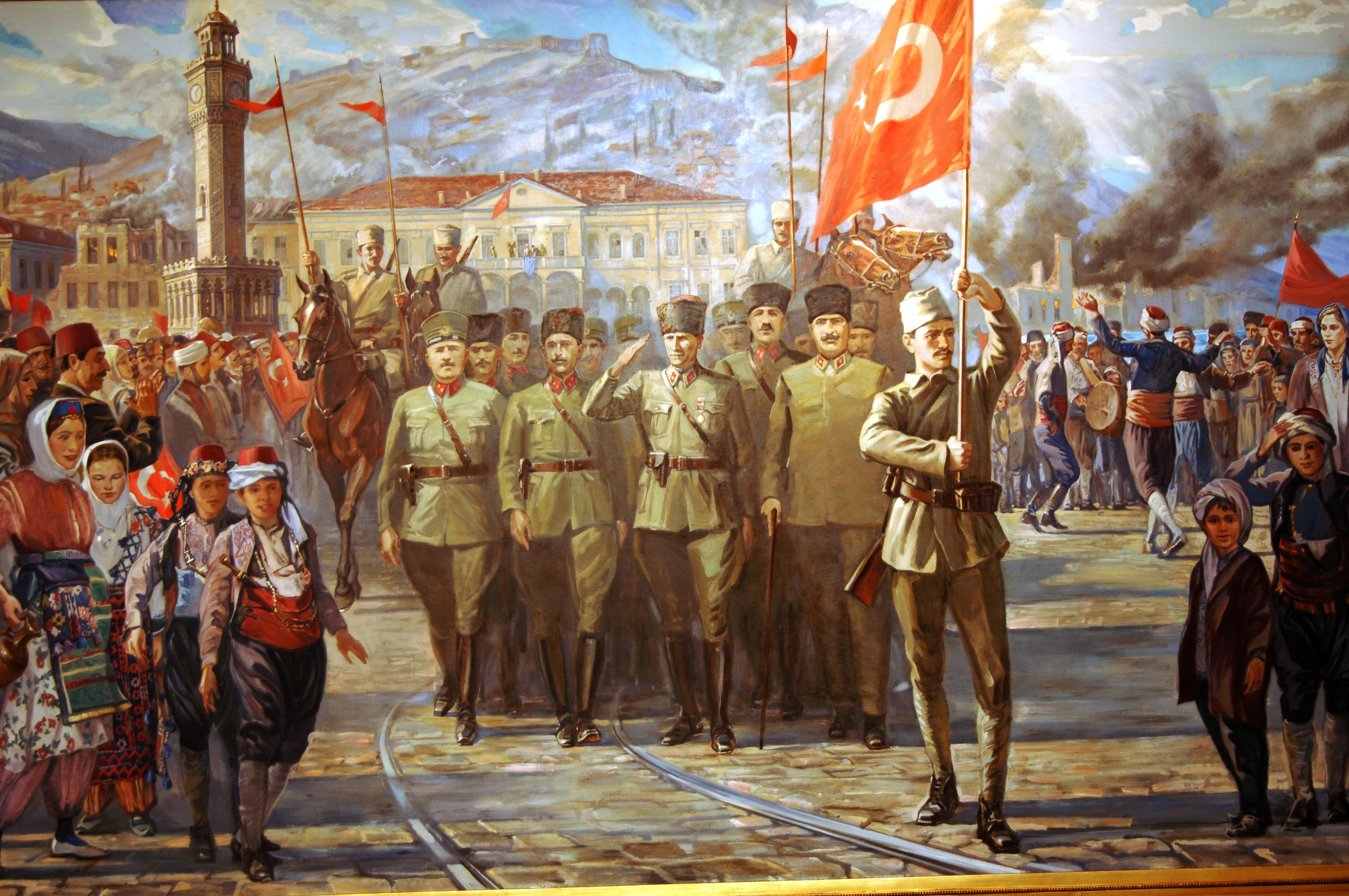 İzmir'in Kurtuluşu - Vikipedi