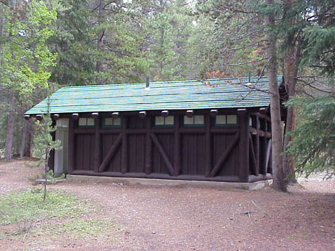 Timber Creek Campground Comfort Stations - Wikipedia