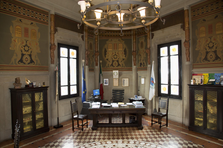 File tito chini stanza del sindaco - Decorazioni stanza ...