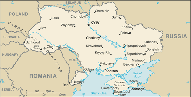 List Of Airports In Ukraine Wikipedia - Where is kiev