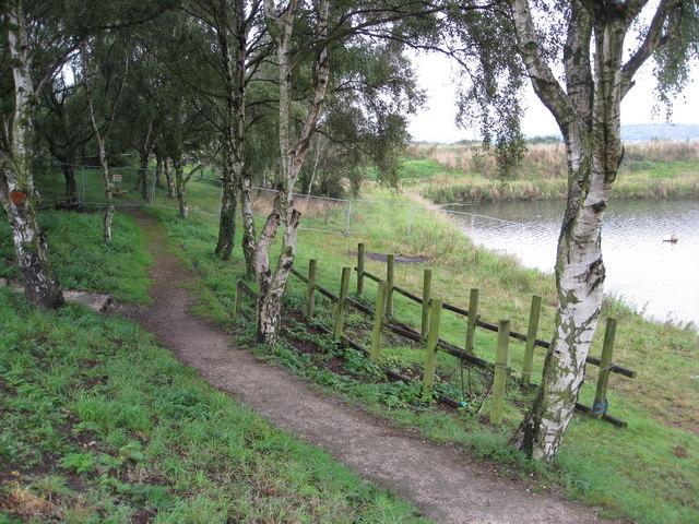 Ulley Reservoir - geograph.org.uk - 956779