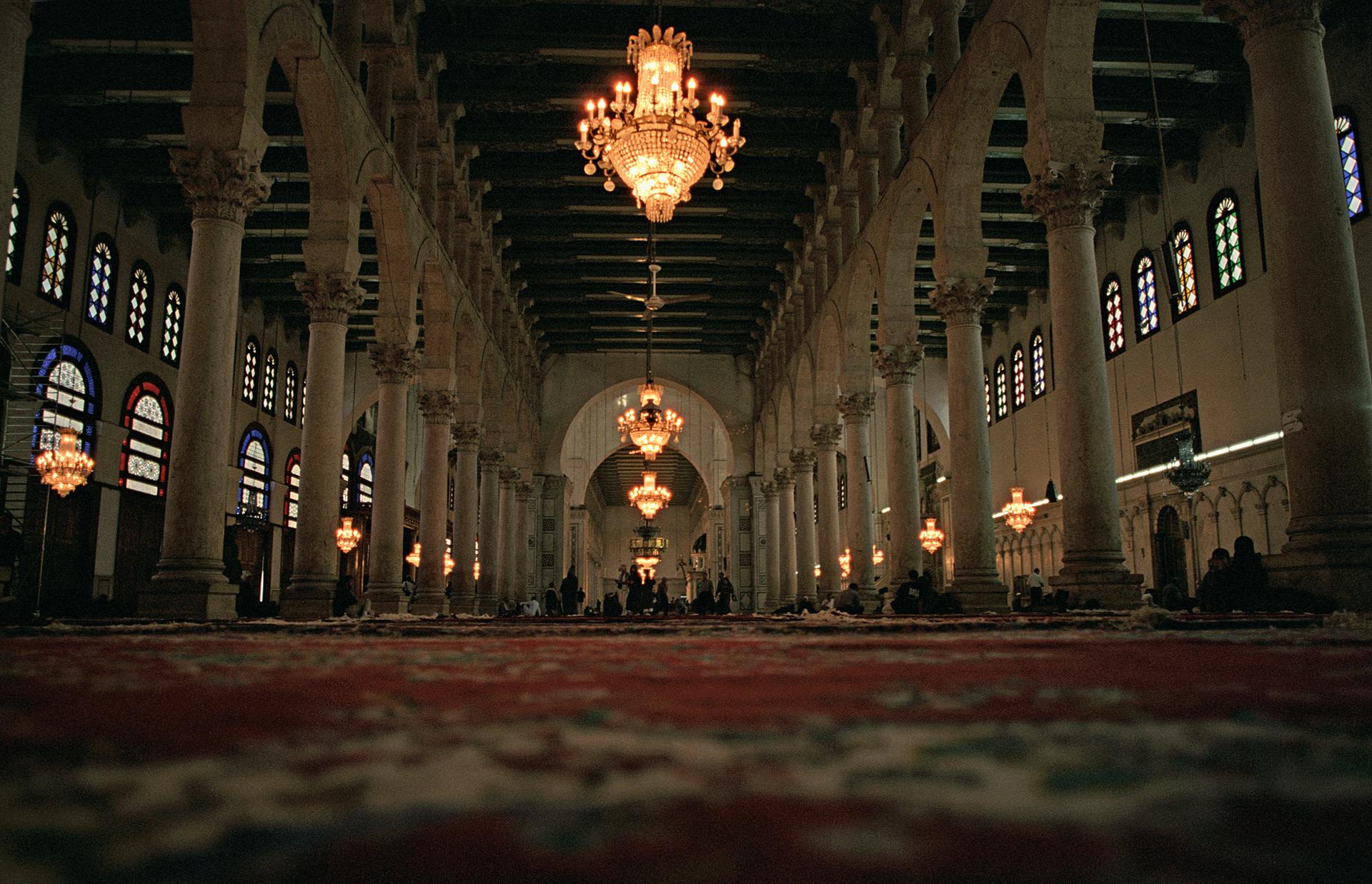 History Islamic Art During The Ummayad Caliphate Stars