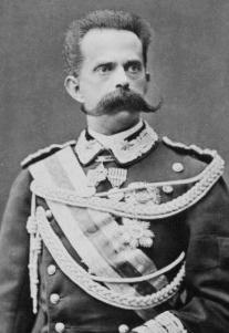 Humbert Ier, roi d'ItaliePhoto Luigi Montabone