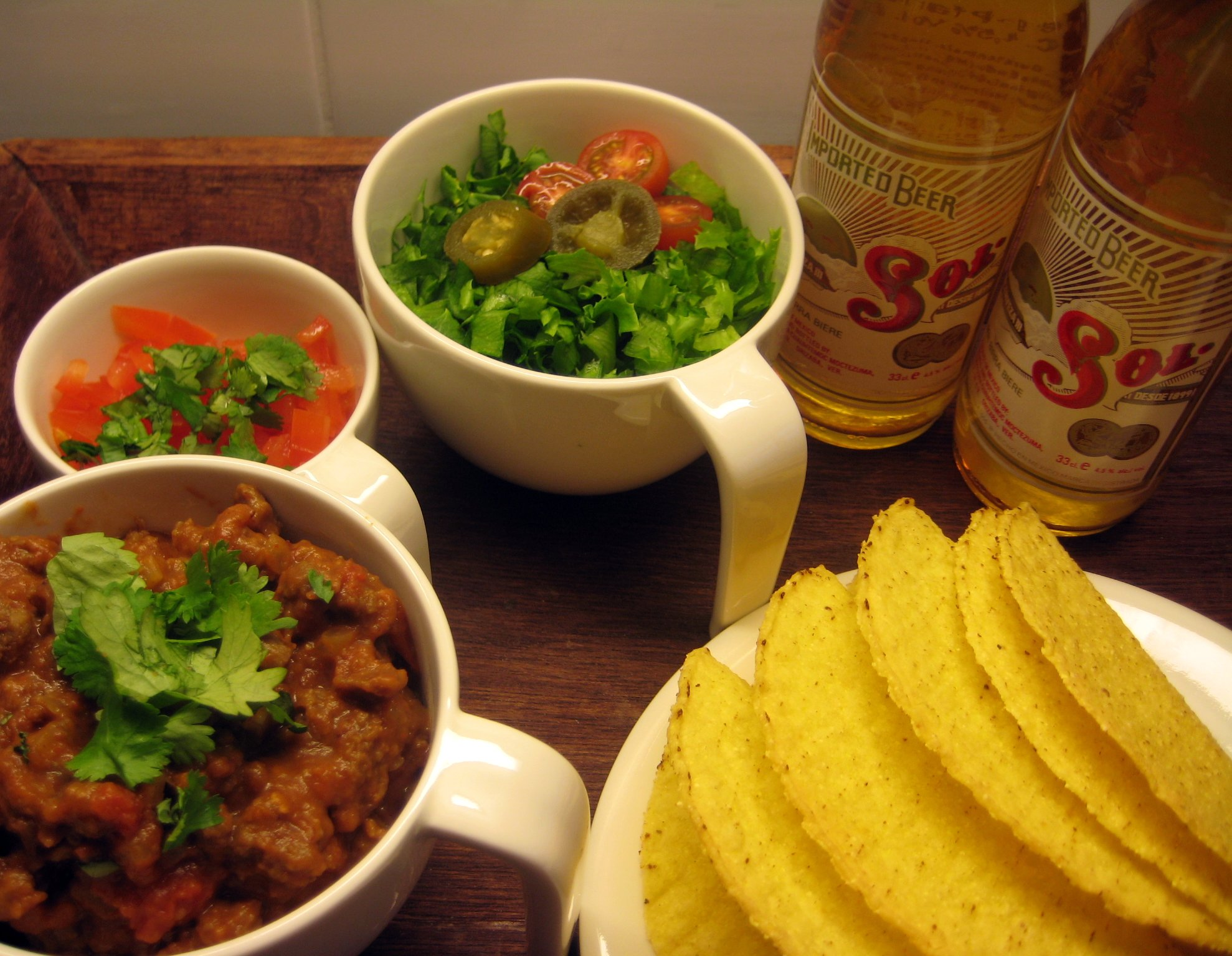 File:Vegan taco dinner for two.jpg - Wikimedia Commons