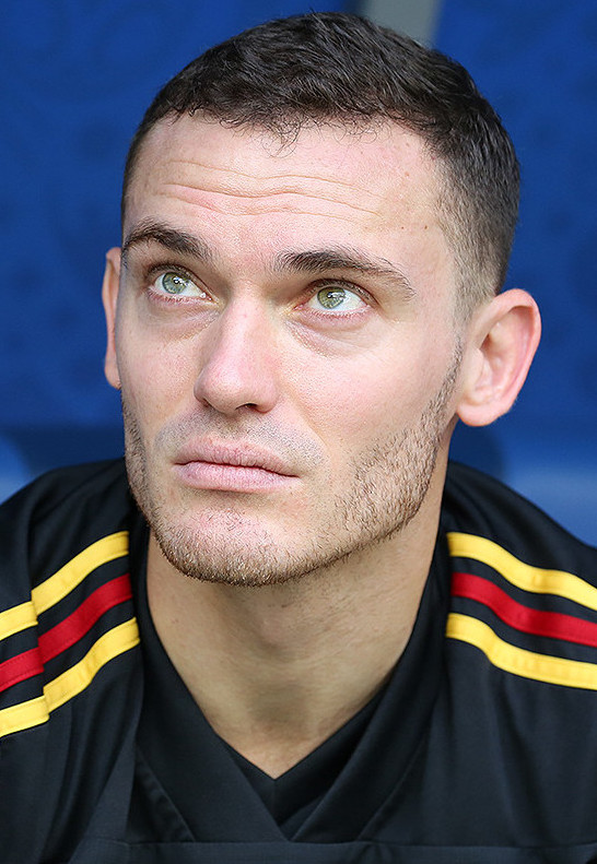 The 32-year old son of father Carlos Iraheta and mother Sara Iraheta Thomas Vermaelen in 2018 photo. Thomas Vermaelen earned a  million dollar salary - leaving the net worth at 6 million in 2018