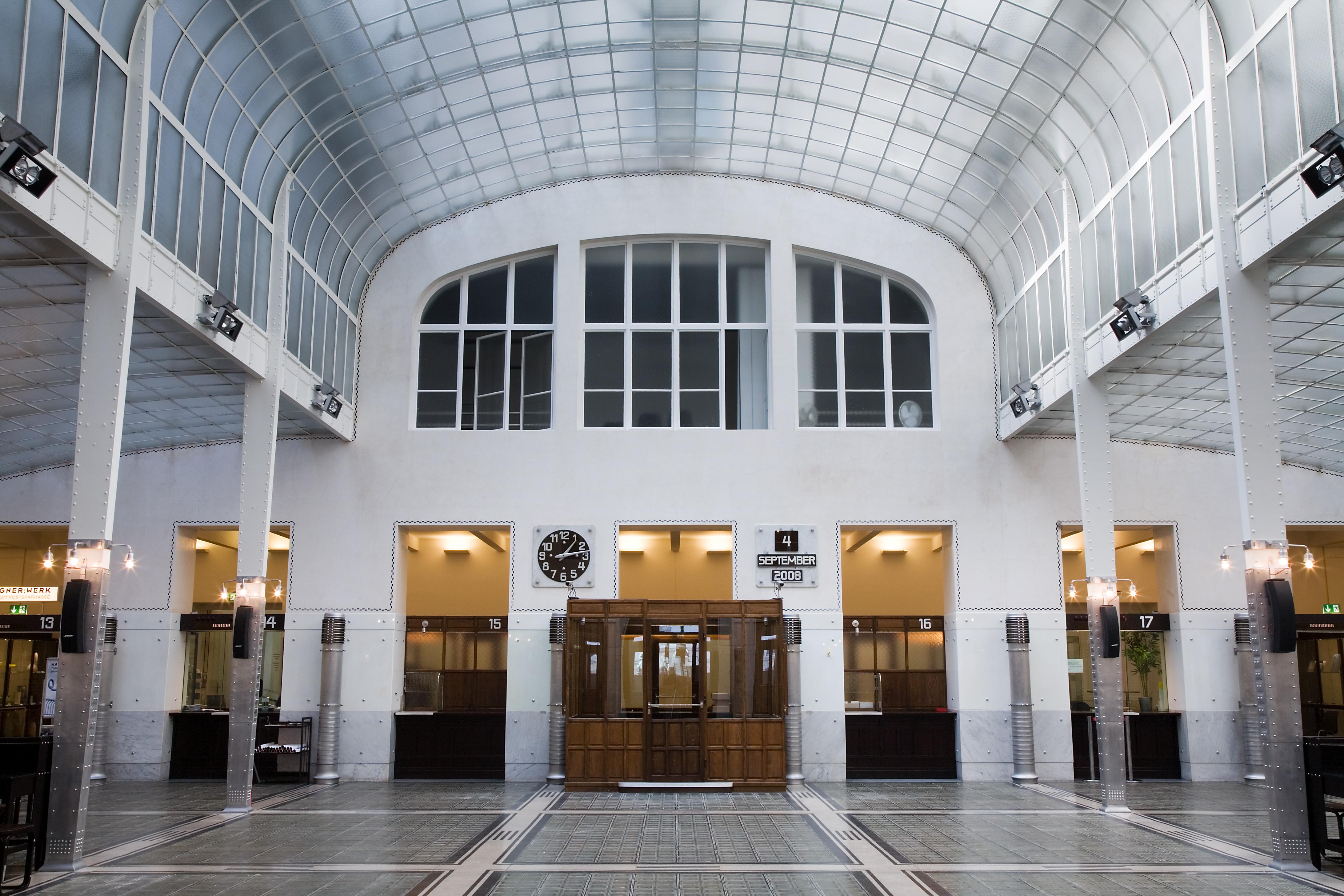 File:Vienna - PSK Otto Wagner's Postsparkasse - 5983.jpg ...