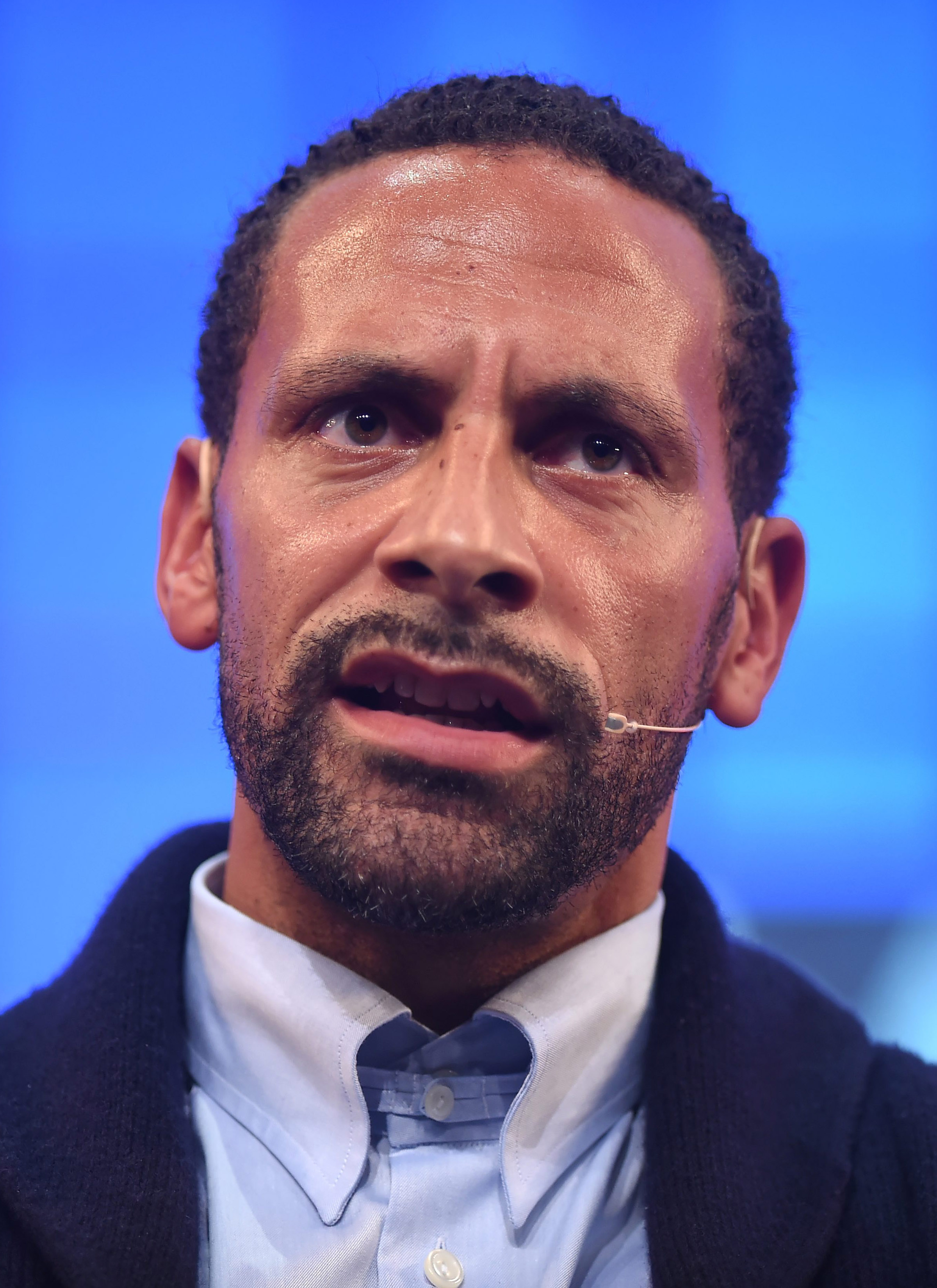 The 42-year old son of father Julian Ferdinand and mother Janice Lavender  Rio Ferdinand in 2021 photo. Rio Ferdinand earned a  million dollar salary - leaving the net worth at 75 million in 2021