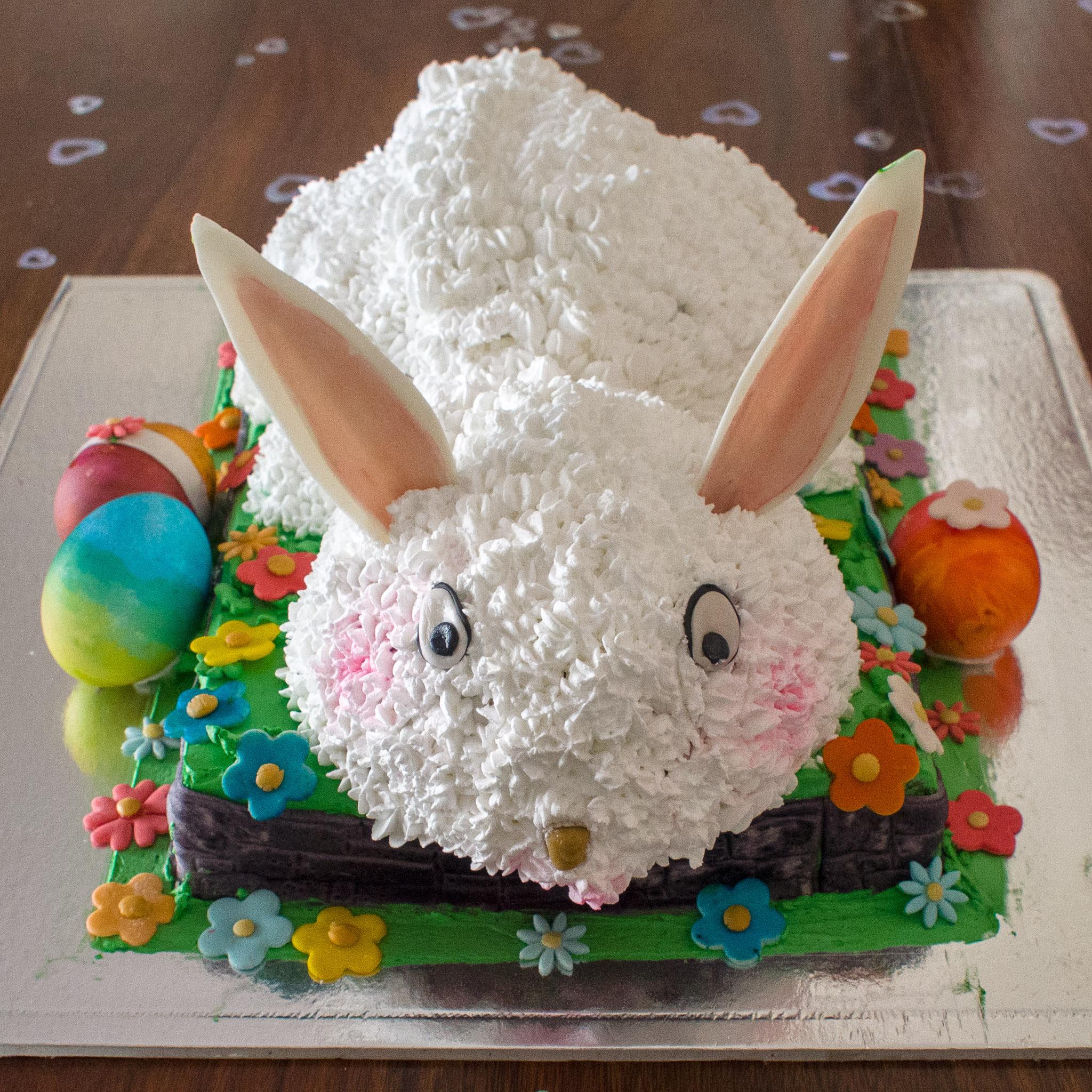 Super File White Bunny Birthday Cake In India Wikimedia Commons Funny Birthday Cards Online Elaedamsfinfo
