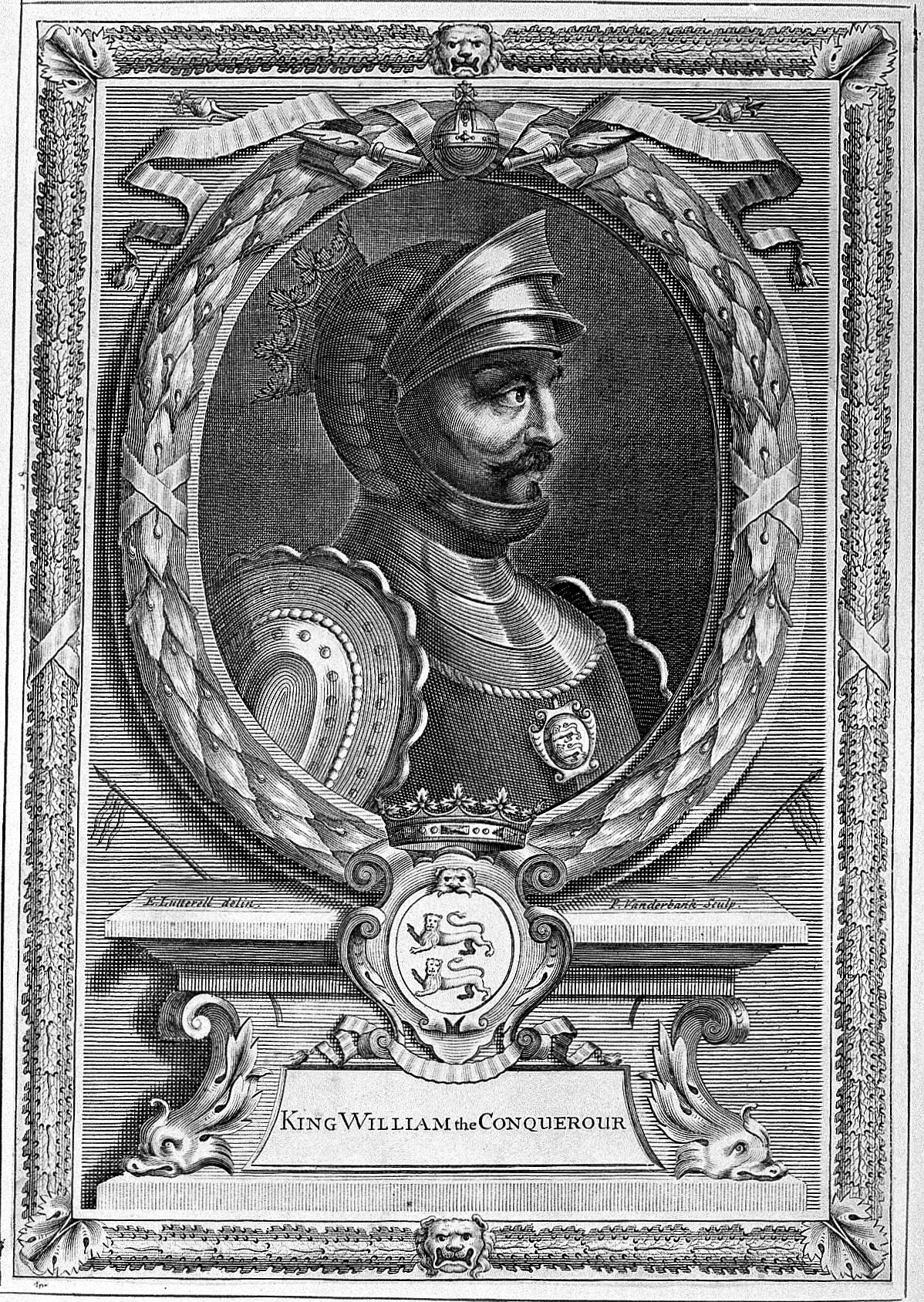 William I The Conqueror. Wellcome L0003202.jpg