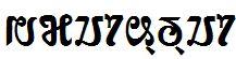 """Word """"Saurashtra"""" in Saurashtra Script"""