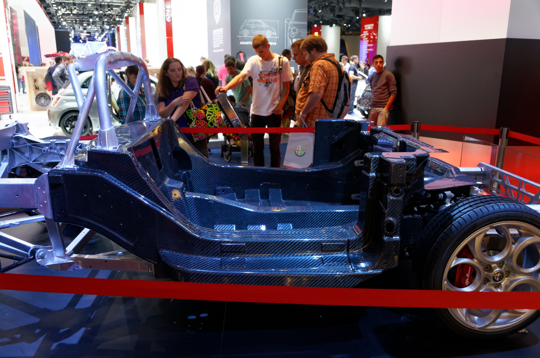 File 13 Italian Automotive Engineering Alfa Romeo 4c
