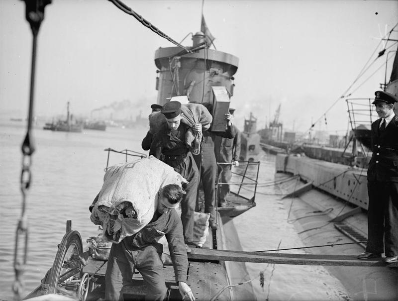 File:'blind Submarine' Returns Home  3 and 4 April 1943