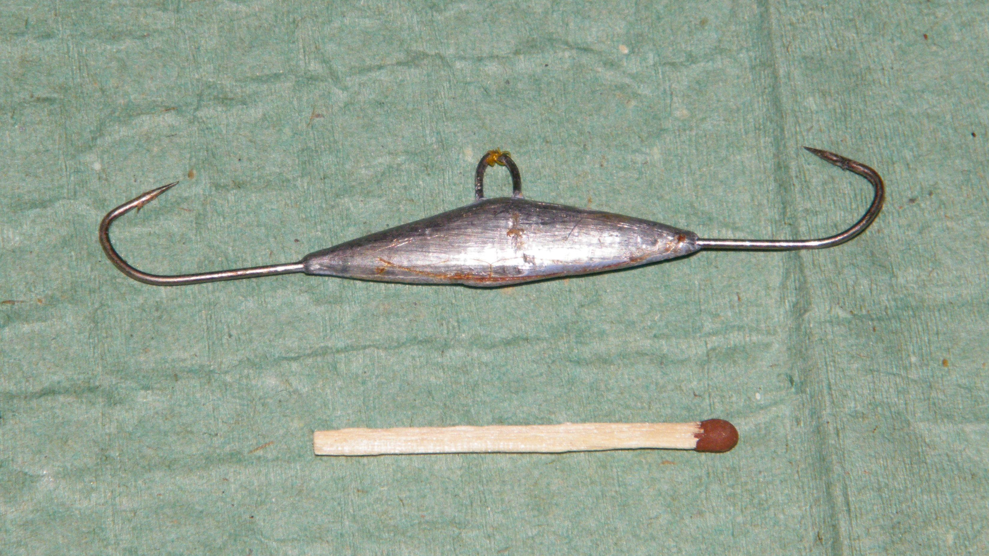 Рыболовная снасть колобашка своими руками
